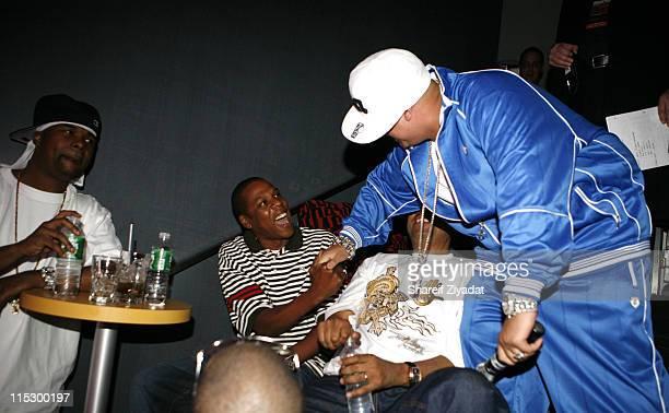 Memphis Bleek Jay Z Juan Perez and Hector Bambino