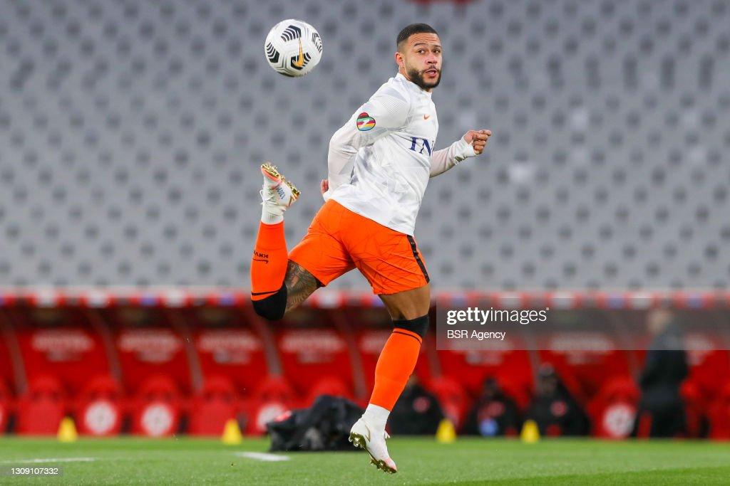 Turkey v Netherlands - FIFA World Cup 2022 Qatar Qualifier : News Photo