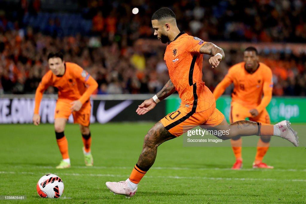 Holland  v Gibraltar -World Cup Qualifier : News Photo