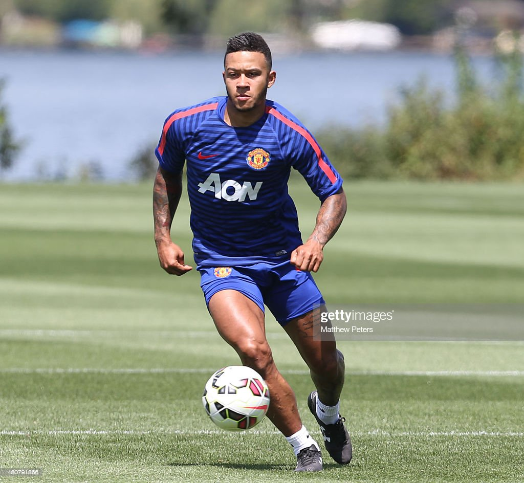Manchester United US Tour - Training Session - Day 2