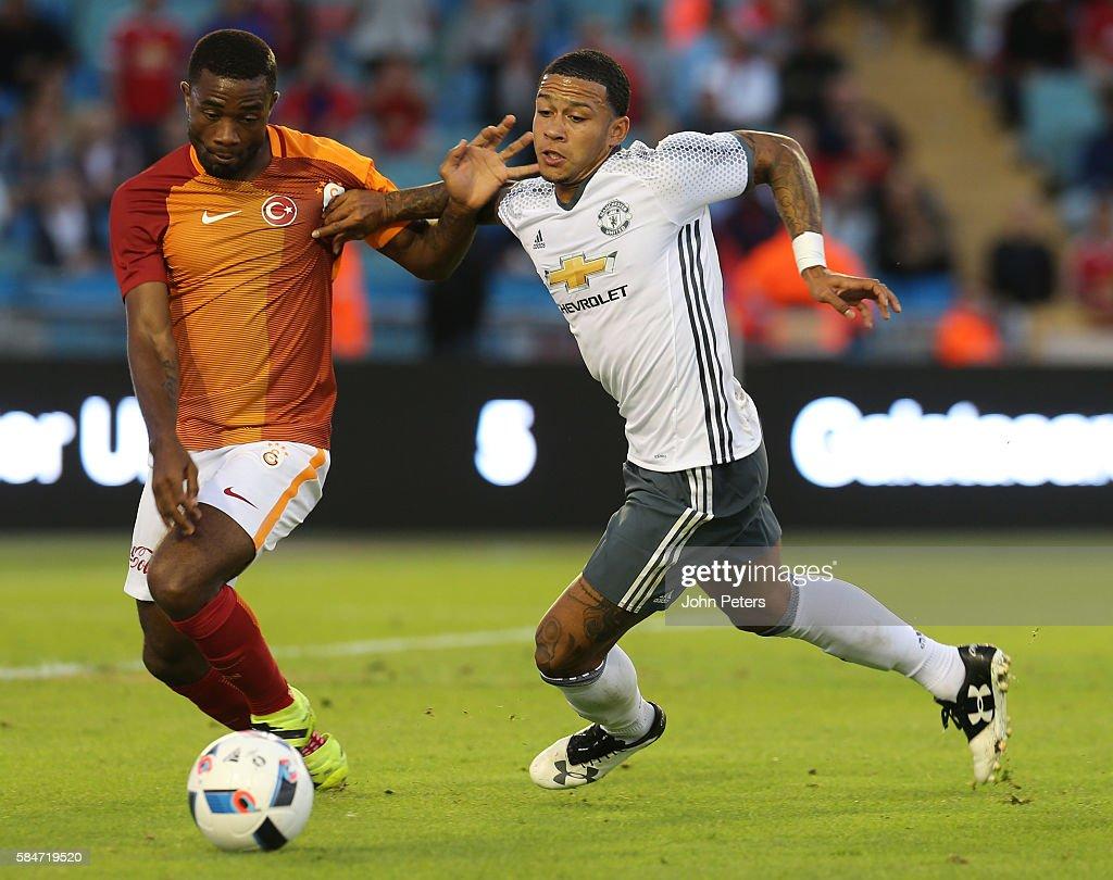 Manchester United v Galatasaray: Pre-Season Friendly