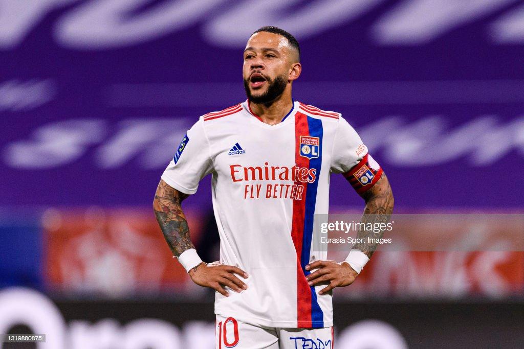 Olympique Lyon v OGC Nice - Ligue 1 : ニュース写真