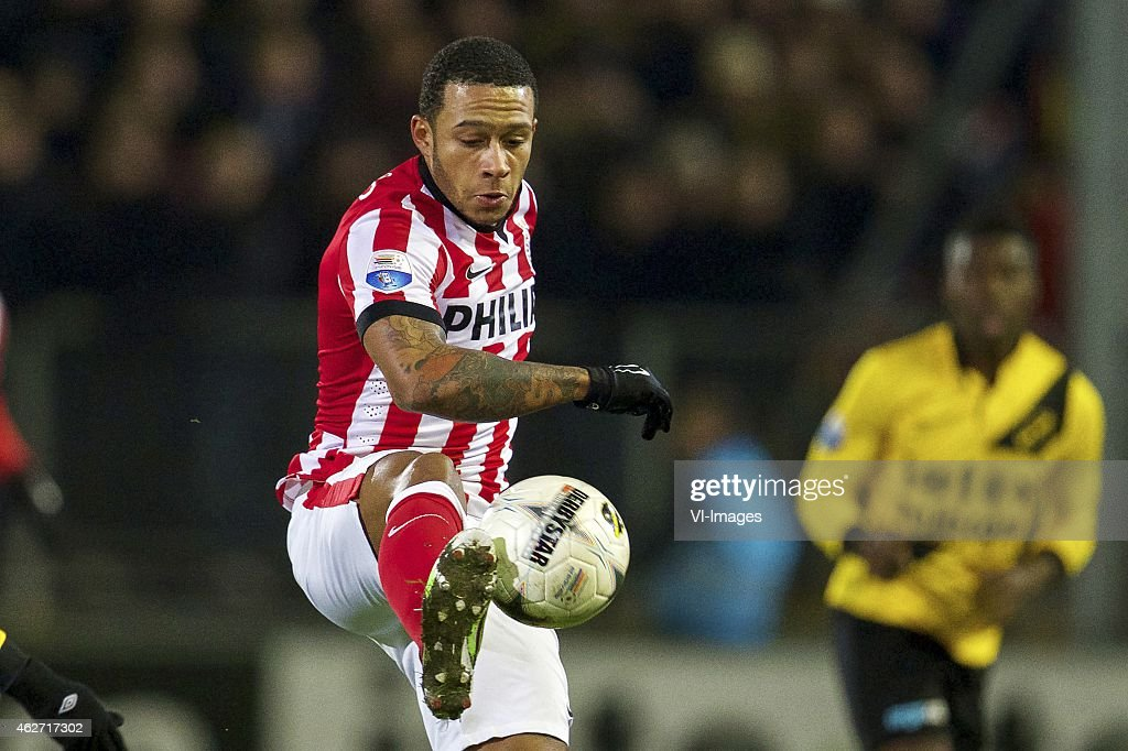 "Dutch Eredivisie - ""NAC Breda v PSV Eindhoven"" : News Photo"