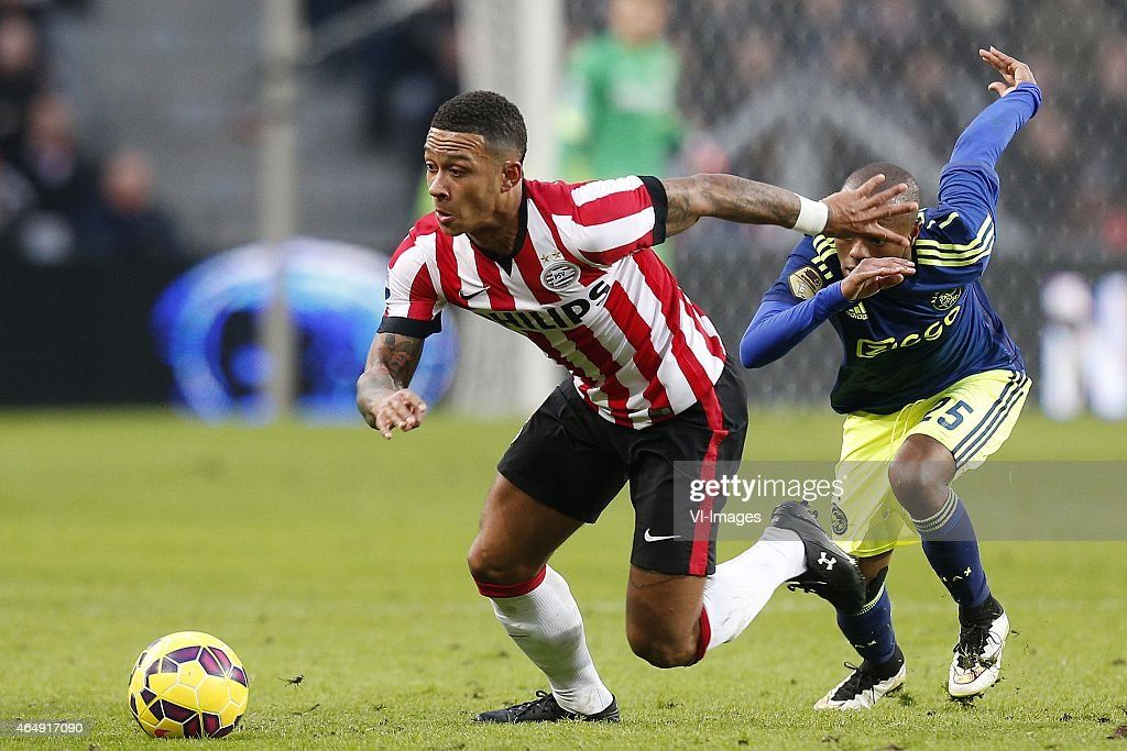 Dutch Eredivisie - 'PSV Eindhoven v Ajax Amsterdam' : News Photo