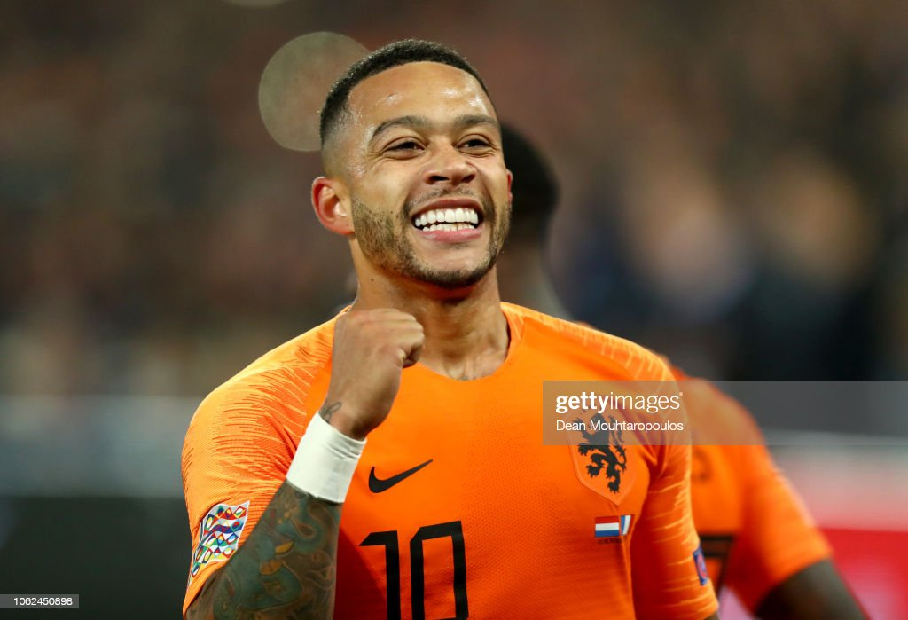 Netherlands v France - UEFA Nations League A : News Photo