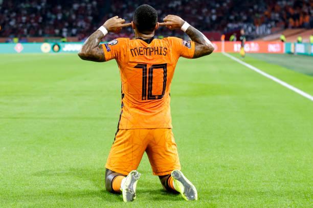 NLD: Netherlands v Turkey - 2022 FIFA World Cup Qualifier