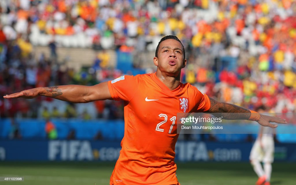 Netherlands v Chile: Group B - 2014 FIFA World Cup Brazil : News Photo