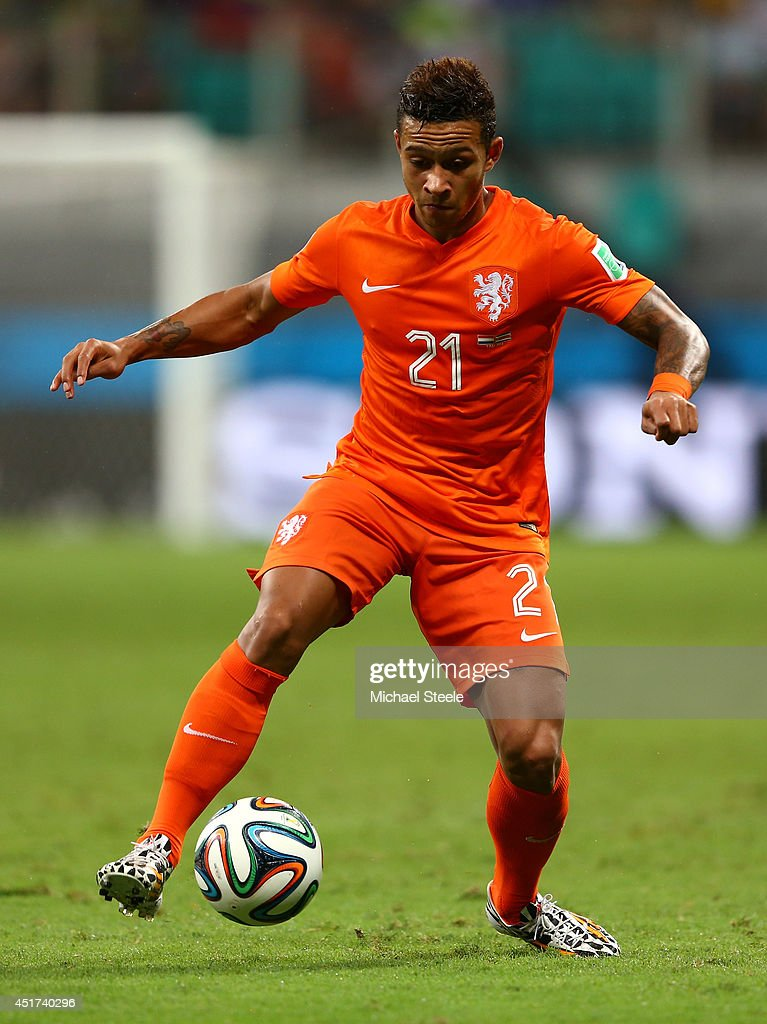 Netherlands v Costa Rica: Quarter Final - 2014 FIFA World Cup Brazil : News Photo