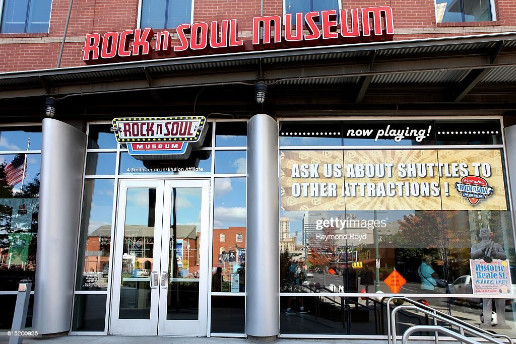 Memphis Rock N Soul Museum In Memphis Tennessee On October 3 2016 News Photo Getty Images
