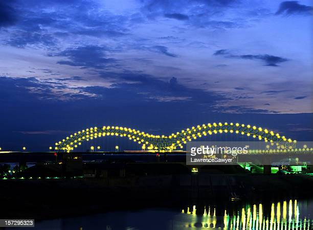 Memphis Tennessee bridge