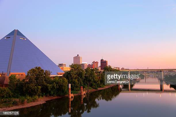 memphis, tennessee - tennessee stock pictures, royalty-free photos & images