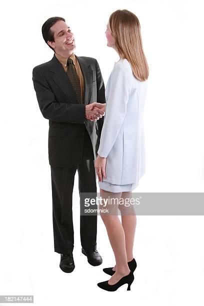 Men & Women In Business