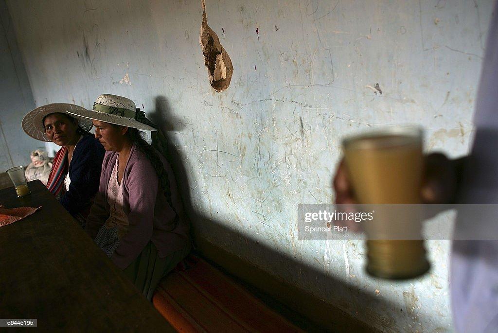 Bolivian Rural Poverty Invigorates Leftist Vote   News Photo 21439a2d7c8