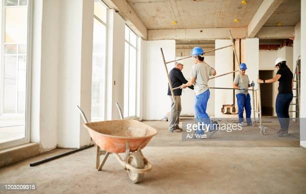 men at work - foundation make up stock pictures, royalty-free photos & images