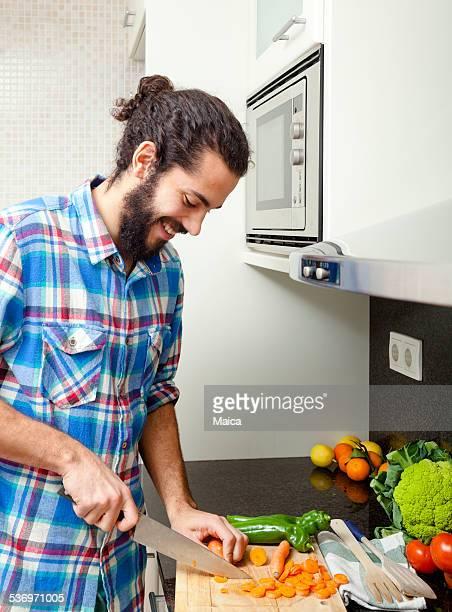 Herren-Kochen