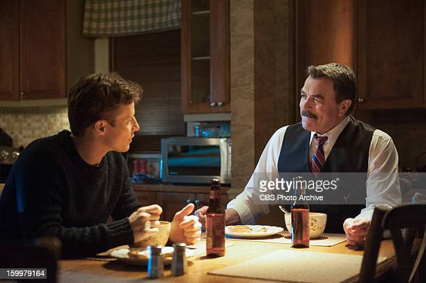 Men in Black Frank and Jamie discuss the arrest of a former Mayor's daughter that Jamie recently made on BLUE BLOODS Friday Feb 8 on the CBS...