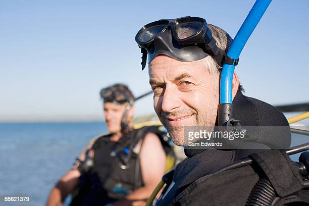 Men in scuba gear