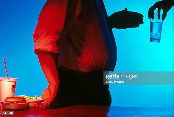 Men on a diet June 15, 1997.