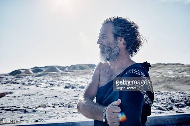 men - traje de mergulho - fotografias e filmes do acervo