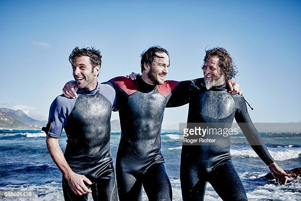 men - wetsuit stock pictures, royalty-free photos & images