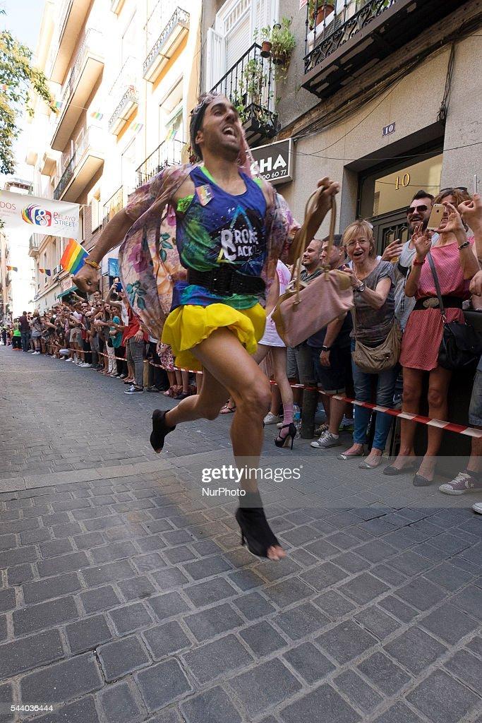 Gay Slam Madrid