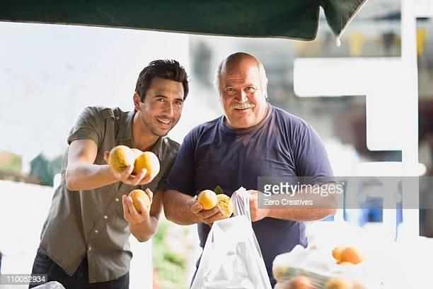 Herren Verkauf Orange