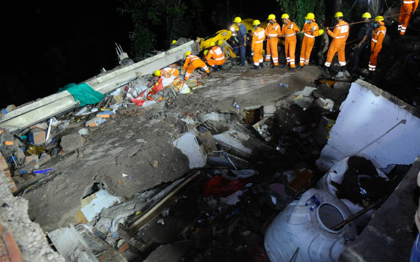 IND: 13 Armymen Among 14 Dead In Solan Building Collapse