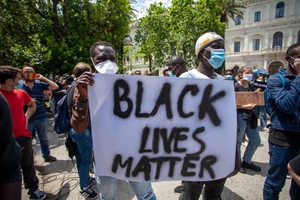 ITA: The Black Lives Matter Movement Inspires Protests In Bari