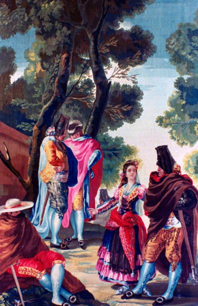 men with faces hidden c1760 1820 artist francisco goya pictures