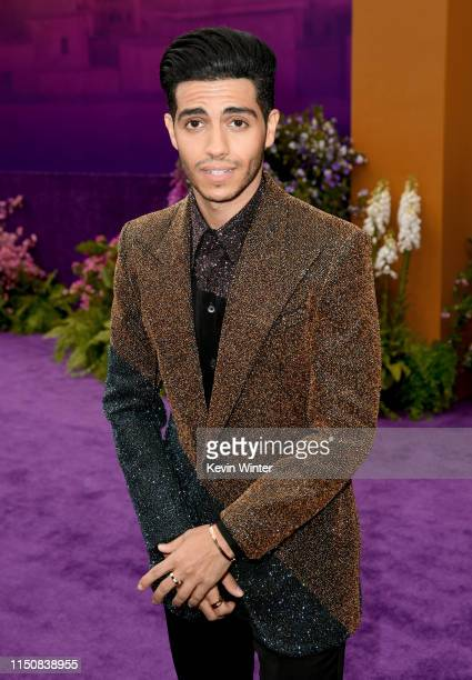 Mena Massoud attends the premiere of Disney's Aladdin at El Capitan Theatre on May 21 2019 in Los Angeles California