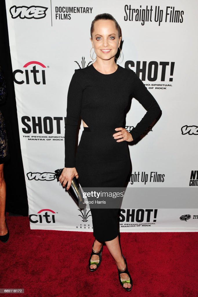 """Premiere Of """"SHOT! The Psycho-Spiritual Mantra of Rock"""" - Arrivals"""