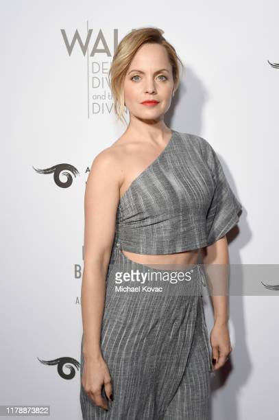 Mena Suvari as Annenberg Space For Photography Celebrates The Opening Of Walls Defend Divide And The Divine at Annenberg Space For Photography on...