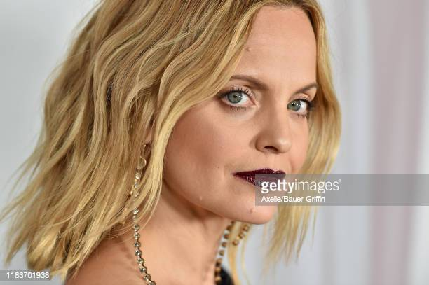 Mena Suvari attends FX's American Horror Story 100th Episode Celebration at Hollywood Forever on October 26 2019 in Hollywood California