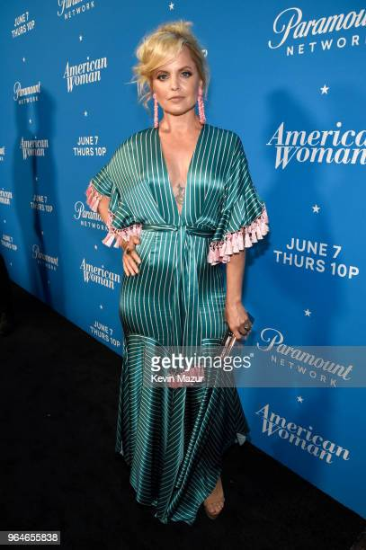 Mena Suvari attends the American Woman premiere party at Chateau Marmont on May 31 2018 in Los Angeles California