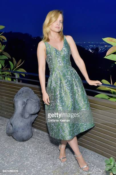 83d2342017f85 Mena Suvari attends the HM celebration of 2018 Conscious Exclusive  collection at John Lautner's Harvey House