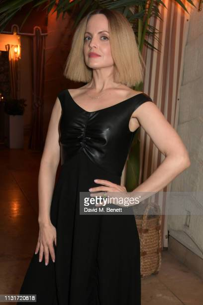 Mena Suvari attends the MAISONDEMODECOM Sustainable Style Gala at The Sunset Tower on February 23 2019 in Los Angeles California
