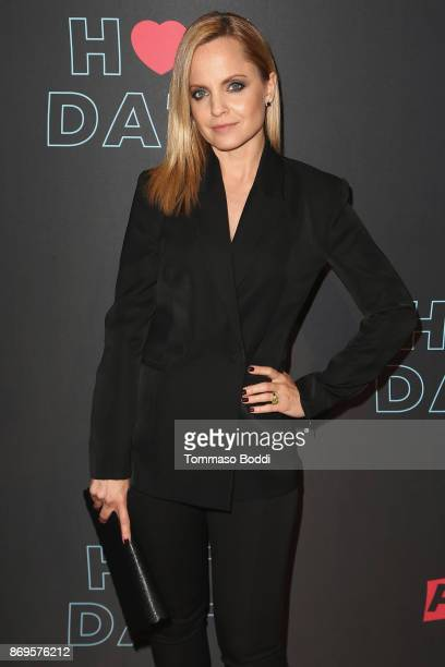 Mena Suvari attends the Premiere Of Pop TV's 'Hot Date' held at Estrella on November 2 2017 in West Hollywood California