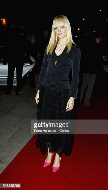 Mena Suvari attends the premiere of 'Spun' at the Odeon in Covent Garden