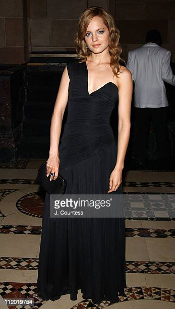 Mena Suvari during 9th Annual National Arts Awards Party at Cipriani in New York City New York United States