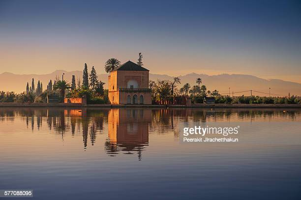 Menara Pavilion and Gardens, Marrakesh