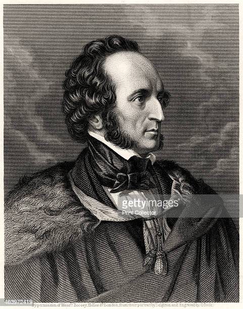 'Mendelssohn' 19th century Felix Mendelssohn German composer