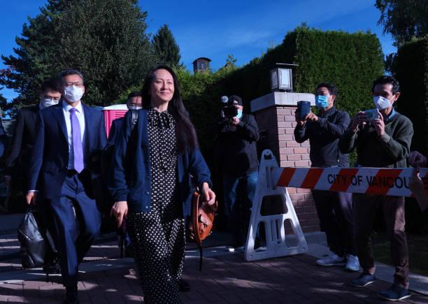 CAN: Huawei CFO Meng Reaches Deal With DOJ To Return To China