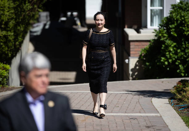 CAN: Court To Rule On Extradition Of Huawei CFO Meng Wanzhou To U.S.