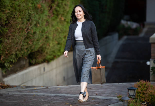 CAN: Huawei CFO Meng Wanzhou To Question Canadian Police In Extradition Case