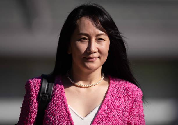 CAN: Huawei CFO Meng Wanzhou Returns To Court