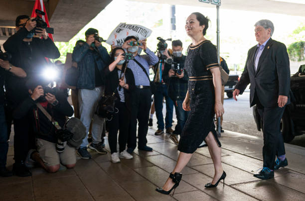 CAN: Canadian Court Delivers Ruling On Huawei's Meng Wanzhou