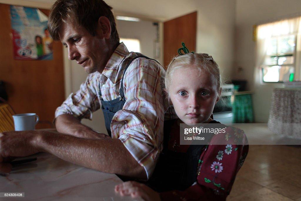 Mennonites in Bolivia : News Photo