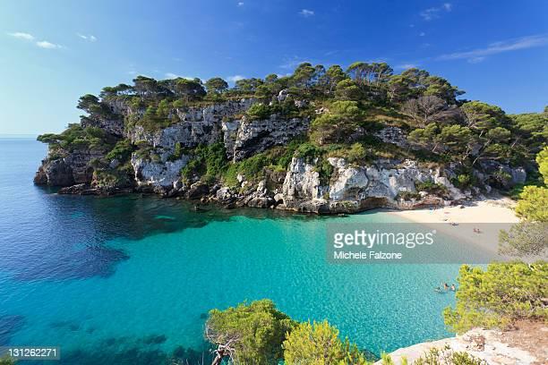 Menorca, Cala Macarelleta