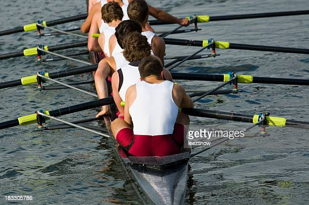Men's 8-Man Rowing