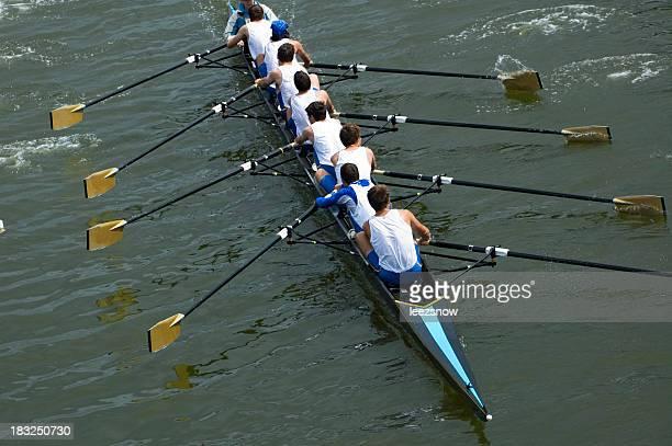 Men's 8 Personen Rowing Team